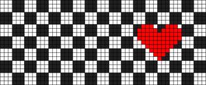 Alpha pattern #1826