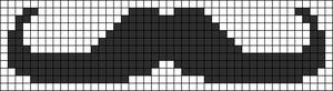 Alpha Friendship Bracelet Pattern #1830