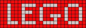 Alpha pattern #1847
