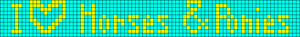Alpha pattern #1848