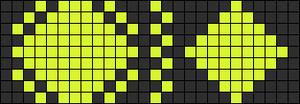 Alpha pattern #1849