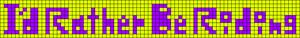 Alpha pattern #1852