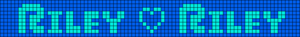 Alpha pattern #1854