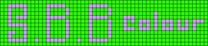 Alpha pattern #1857