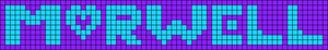 Alpha pattern #1859