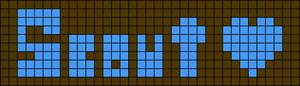 Alpha pattern #1861