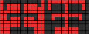 Alpha pattern #1882