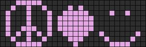 Alpha pattern #1884