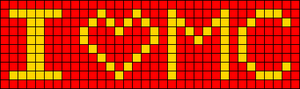 Alpha pattern #1893