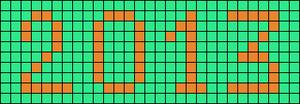 Alpha pattern #1895