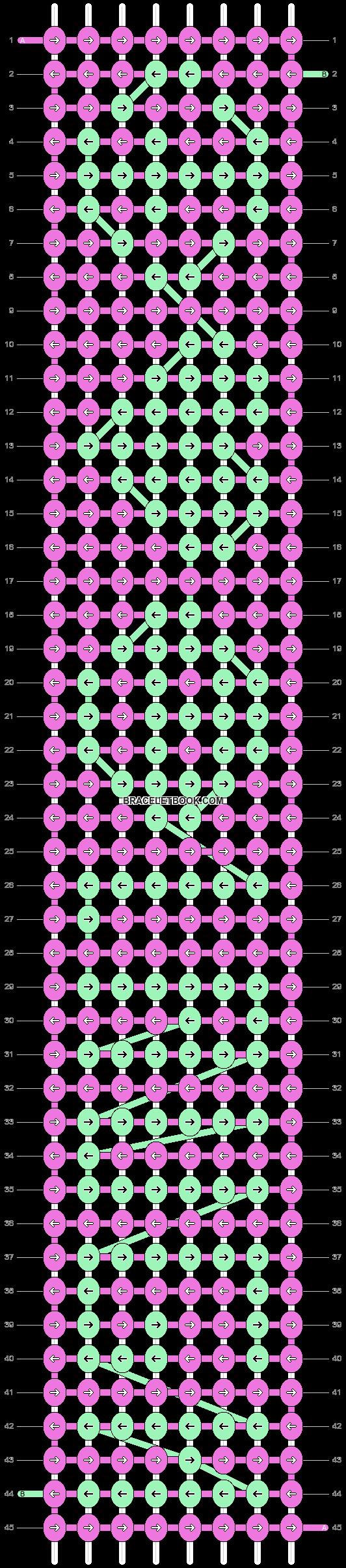 Alpha pattern #1915 pattern
