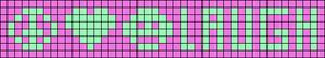 Alpha pattern #1915