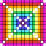 Alpha pattern #1928