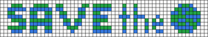 Alpha pattern #1930