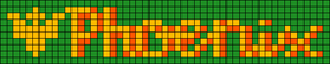 Alpha pattern #1961
