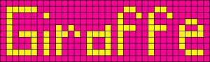 Alpha pattern #1972