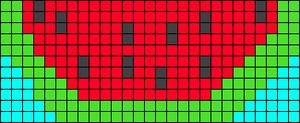 Alpha pattern #1980