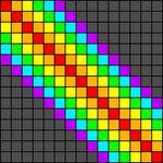 Alpha pattern #1995