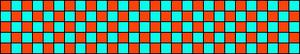 Alpha pattern #2000