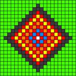 Alpha pattern #2005