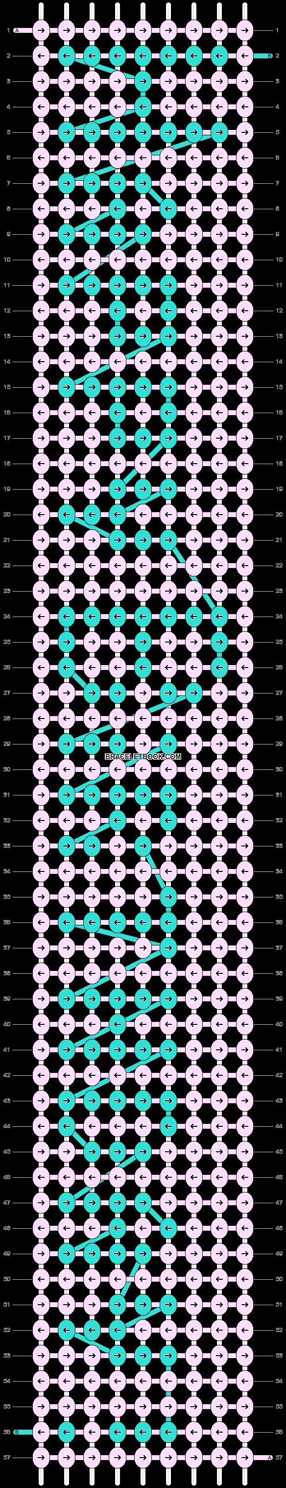 Alpha pattern #2008 pattern