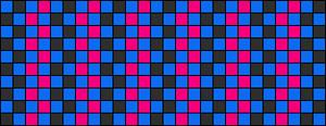 Alpha pattern #2025