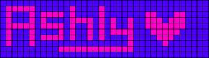 Alpha pattern #2026
