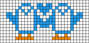 Alpha pattern #2029