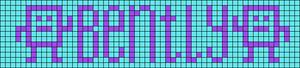 Alpha pattern #2030
