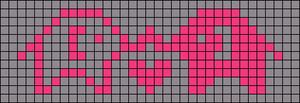 Alpha pattern #2032