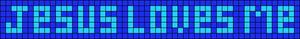 Alpha pattern #2033