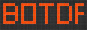 Alpha pattern #2051
