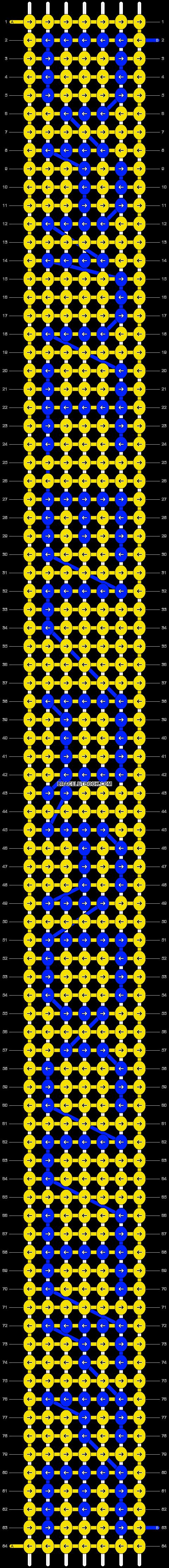 Alpha pattern #2056 pattern