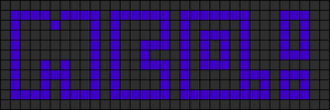 Alpha pattern #2057