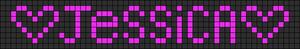 Alpha pattern #2071
