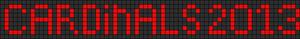 Alpha pattern #2072