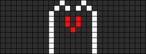 Alpha pattern #2081