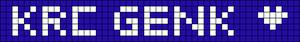 Alpha pattern #2107