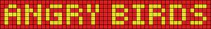 Alpha Friendship Bracelet Pattern #2108