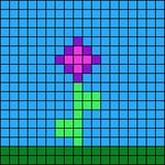 Alpha pattern #2111