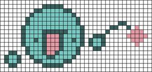Alpha pattern #2116