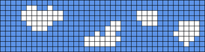 Alpha pattern #2122