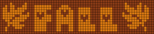 Alpha Friendship Bracelet Pattern #2124