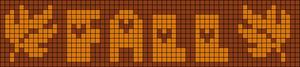 Alpha pattern #2124