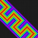 Alpha pattern #2135