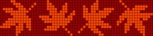 Alpha Friendship Bracelet Pattern #2139