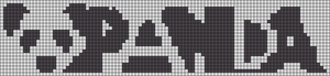 Alpha pattern #2144