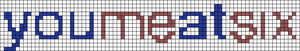 Alpha pattern #2147