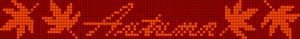 Alpha Friendship Bracelet Pattern #2148