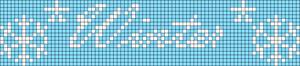 Alpha pattern #2149